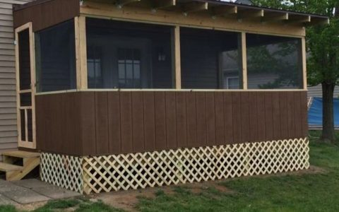 Deck Builder Springfield IL 2 | Cleeton Construction Inc