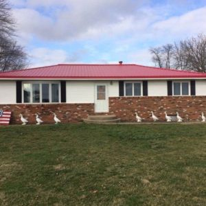 Metal Roof Installation Springfield IL 2 | Cleeton Construction Inc